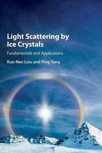 Light Scattering by Ice Crystals: Fundamentals and Applications