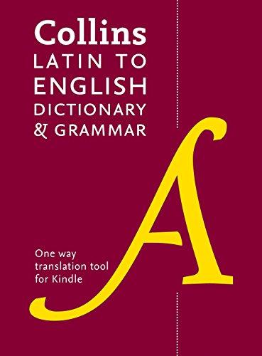 Latin translation tool