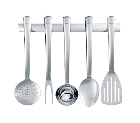 Amazon.com: Acero inoxidable Utensilios de cocina Set ...