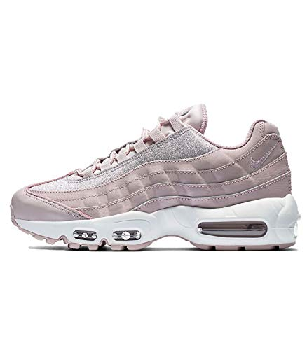 Nike Women's W Air Max 95 SE, Particle Rose/Particle Rose, 7.5 M US ()