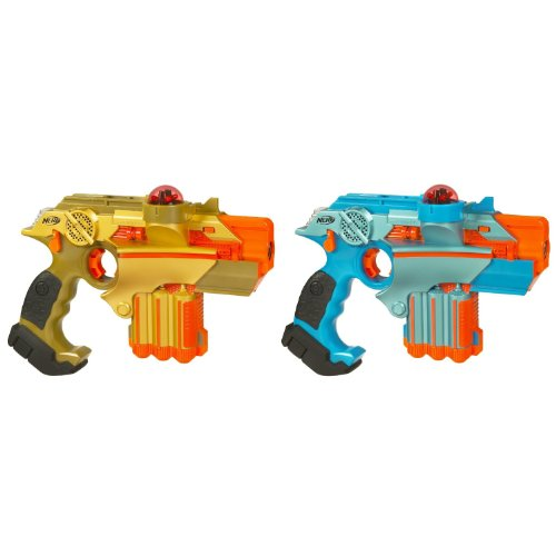 Price comparison product image Lazer Tag 2 Player Battle System Game (All Batteries Are Included)