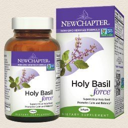 Holy Basil SC 60sg Brand: NewChapter by New Chapter