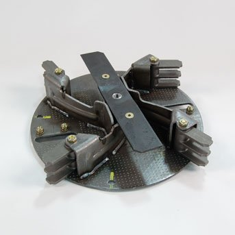 (MTD Genuine Part 981-04094 Genuine Parts Chipper-Shredder Impeller OEM part for Troy-Bilt Cub-Cadet Craftsman Bolens Remington Ryobi Yardman Yard-Mac)