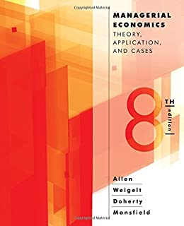 Managerial economics theory applications and cases seventh managerial economics theory applications and cases eighth edition fandeluxe Image collections