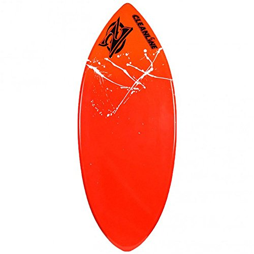 Zap Wedge Pintail Medium Skimboard - Assorted Colors by Zap