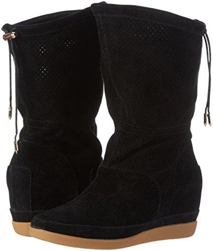 Negro Bear Emmy Botas The black Iii Shoe Cortas Mujer aUwP75q5Cx