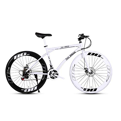 LRHD Las bicicletas de los hombres y de las mujeres Road, 24 bicicletas de velocidad de 26 pulgadas, sólo for adultos…