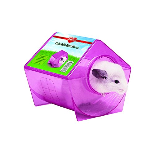 Kaytee Chinchilla Bath House (Assorted Colors)