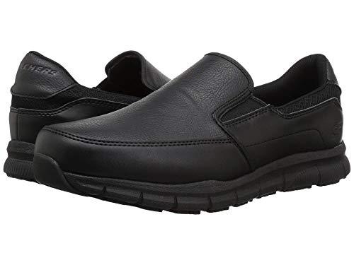 [SKECHERS(スケッチャーズ)] メンズスニーカー?ランニングシューズ?靴 Nampa - Groton Black 8.5 (26.5cm) EE - Wide