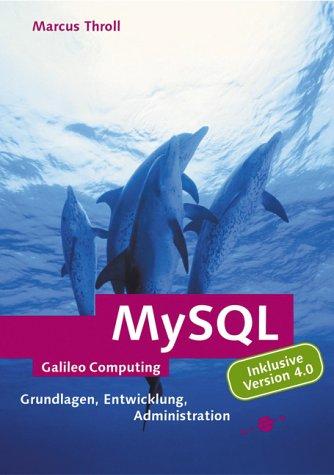 MySQL (Galileo Computing)