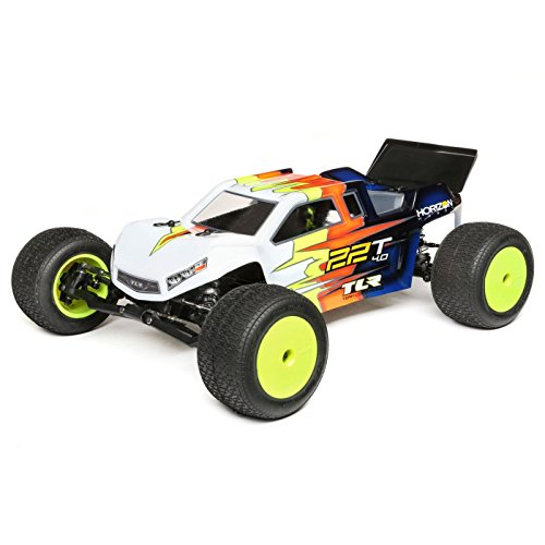 2wd Race Truck Kit (Team Losi Racing TLR03015 22T 4.0 Race Kit: 1/10 2WD Stadium Truck)