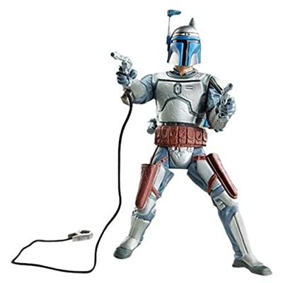 Star Wars - The Saga Collection Episode II Attack of The Clones - Basic Figure - Jango Fett: Toys & Games