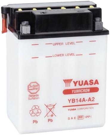 Yuasa Yb14a A2 Batterie Preis Inkl Eur 7 50 Pfand Auto
