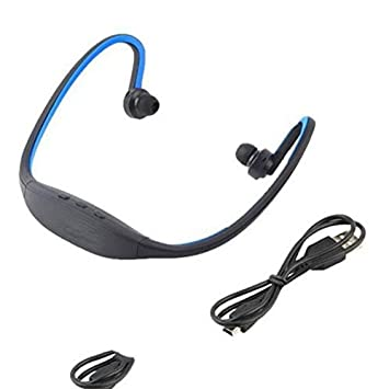 Y1Cheng Auriculares Bluetooth Auricular Bluetooth Manos Libres Auriculares Estéreo De Auriculares Inalámbricos Azul: Amazon.es: Electrónica