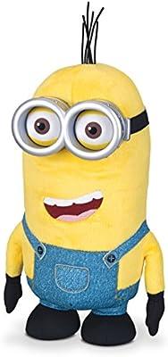 Despicable Me Minions Huggable Plush Kevin Amazon Com Au Toys Games