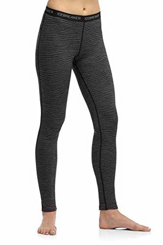 black Donna Stripe Oasis nbsp;leggings Legging Black Xl Da Unterhose Icebreaker Stripe nbsp;– Black XwB5PHxPq