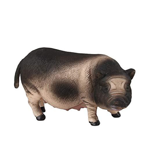 Lywey Educational Simulation Piggy Model Children's Toys Pig Gifts Decoration