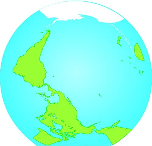 Earth Mini Notepad SHAPES ETC