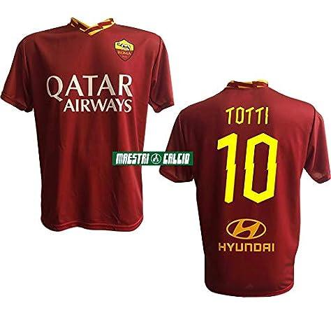 MAESTRI DEL Fútbol camiseta réplica oficial Totti 10