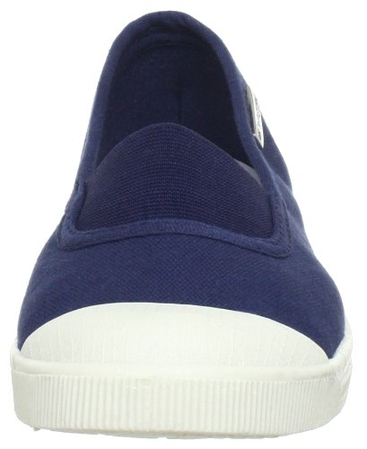 Zapatillas Azul Mujer 420 blau 73546 Para 36dkb01 Lona Tahina2 marine Les Tropeziennes De qUZTpa
