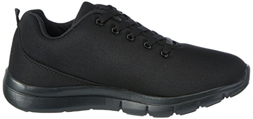 Sneakers Black Bruetting Adults' Ambrosia Unisex Top Schwarz Low Schwarz xwYwZ7v