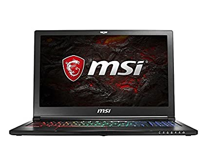 MSI Stealth Pro GS63VR-7RG Gaming Laptop