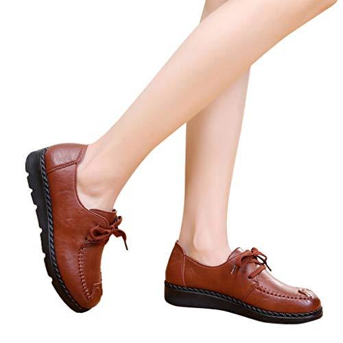 Price comparison product image Women's Belt Buckle Wild Single Shoes,LuluZanm Shallow Mouth High Heel Shoes Ladies Shoe