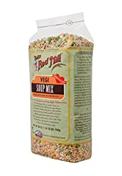 Bob\'s Red Mill Vegetable Soup Mix, 28 Ounce (Pack of 4)