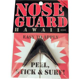 - Surfco Hawaii Shortboard Black Nose Guard Kit