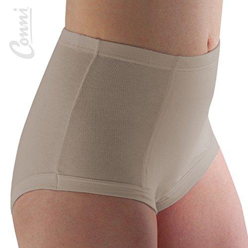 Conni Women's Classic Underwear, Beige, Size 10