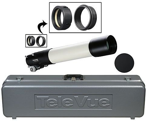 Televue NP101is 101mm Refractor Telescope with 2 Speed NPI-4057 by Tele Vue