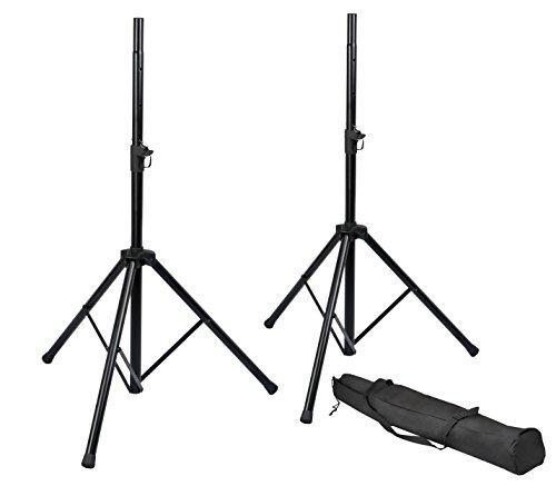 Rok RI SPKRSTDSET Adjustable Speaker Stand