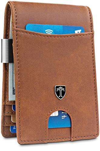 - TRAVANDO Money Clip Wallet