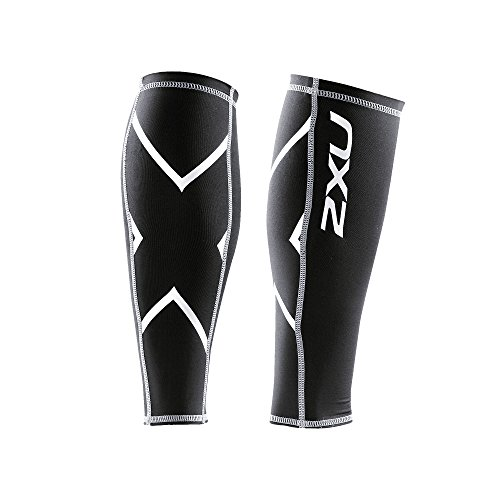 Compression Calf Adulte Guards 2 Mixte U Core noir Noir nbsp;x qvpFt