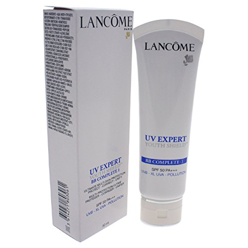 Lancome UV Expert Youth Shield BB Complete 1 SPF 50 Pa+++, Unify, 1.7 Ounce