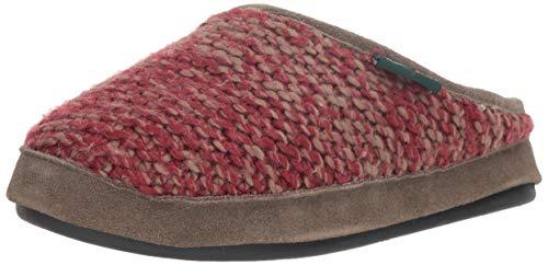 Image of Woolrich Women's Whitecap Knit Mule Slip on Slipper