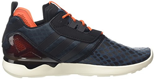 Adidas ZX 8000 Boost - Zapatillas para hombre Midnight F15/Core Black/Collegiate Orange