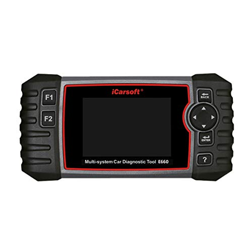 iCarsoft E660 ABS+SRS+SAS+EPB+OBD II Diagnostic Tool by iCarsoft (Image #2)