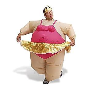 Vestito gonfiabile del partito del vestito del costume del vestito operato dalla ballerina di AirSuits 9 spesavip