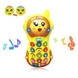 3-12 Months Baby Toy, Baby Phone Toy 6-9 Month Old Toys Gift