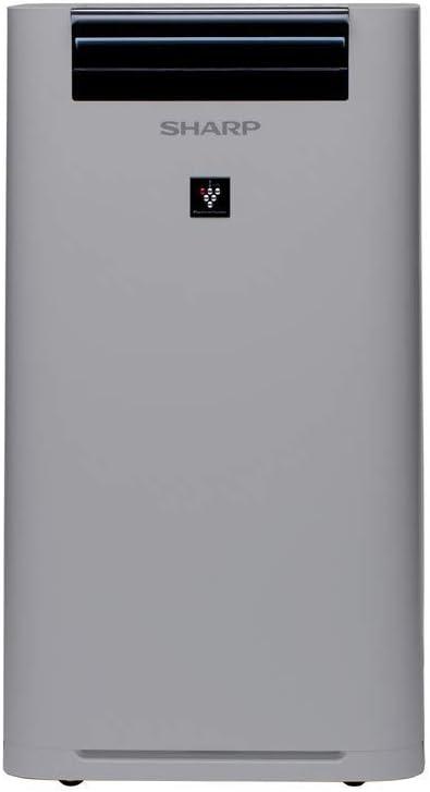 Sharp UA-HG50E-L Purificador aire con tecnología Plasmacluster-Ion, modo inteligente, humificador. 3niveles de filtro: prefiltro, olores y HEPA. sensor olor, polvo, humedad y temperatura.Hasta 38m2