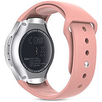 Amazon.com: Henoda Replacement Band for Samsung Gear S2 R720 ...