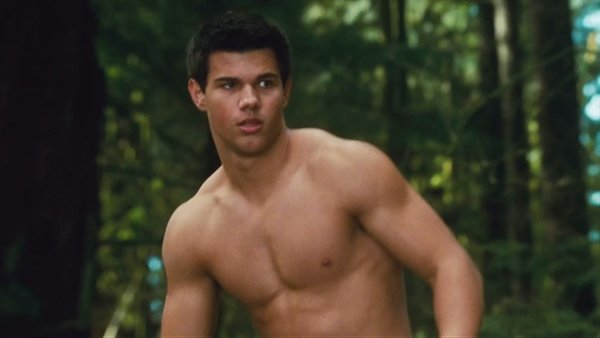 The Twilight Saga New Moon Meet Jacob Black