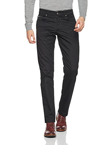 MEYER Herren Hose Roma, Blau (Blue-Black 19), 54
