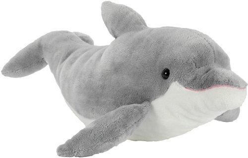Heunec 248571 - Softissimo Delfin, 50 cm Wassertiere Plüschartikel / Kuscheltiere