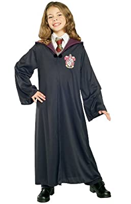 Rubie's Harry Potter Hermione Granger Gryffindor Robe Child Costume
