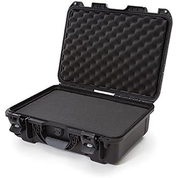 Nanuk 925 Waterproof Hard Case with Foam Insert - Black