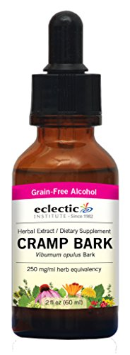 - Eclectic Cramp Bark, Red, 2 Ounce