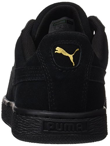 Puma Damen Camoscio Cuore Raso Ii Sneaker Schwarz (nero-nero)