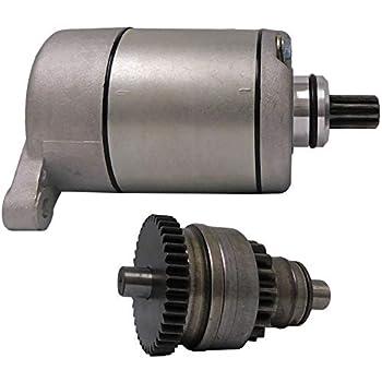 Polaris Starter /& Drive Bendix SPORTSMAN 500 HO//INTL 2005  500 X 2002 499cc